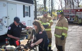 On Sunday, April 28, 2013, GWFD hosted an open house as part of a statewide recruitment drive.