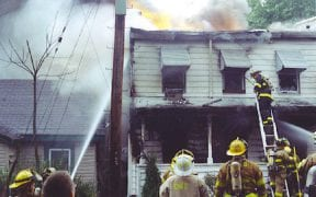 On October 10, 2004, Good-Will's pumper and rescue truck responded to a Sunday afternoon fire on Carter Street near Robinson Avenue. Good-Will responded on a second alarm assignment before the incident was upgraded to a third alarm.