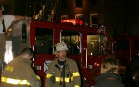 On April 19, 2004, Good-Will was called into the City of Newburgh for a three-alarm fire on Washington Street next to the AME Zion Church. The three story dwelling was gutted, but the historic AME Zion Church was saved.