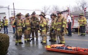 The Good-Will Fire Department battled a house fire on Stewart Avenue on March 4, 2008. We were assisted by the City of Newburgh, Winona Lake, Cronomer Valley and Vails Gate. Photos from various sources.